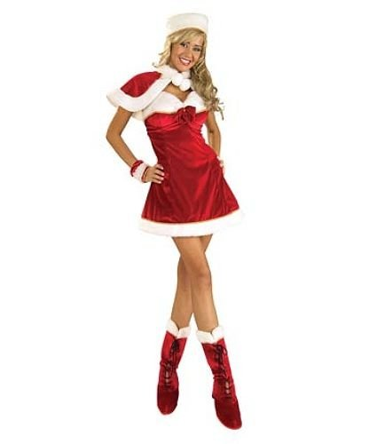 Kostium świąteczny - Miss Santa 2