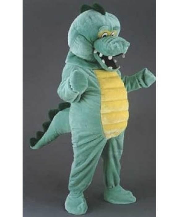 Strój chodzącej maskotki - Aligator 2
