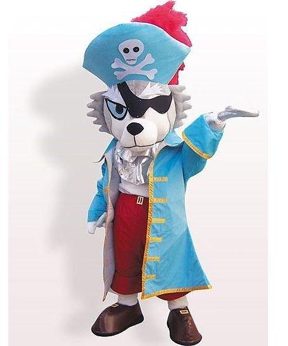 Strój reklamowy - Pies Pirat