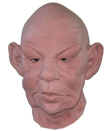 Maska lateksowa - Babuleńka