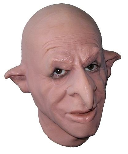 Maska lateksowa - Kulfon