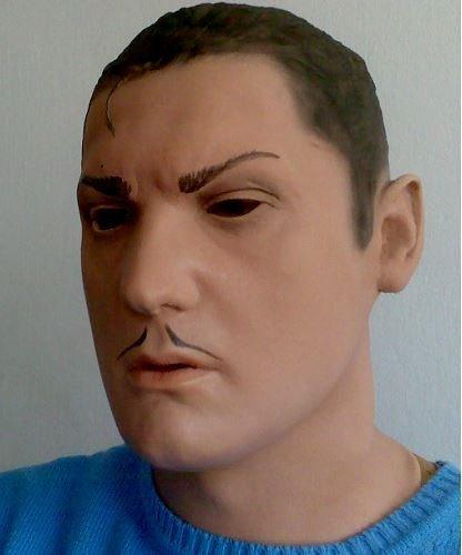 Maska lateksowa - Messer