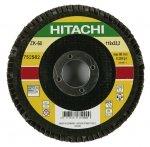 HITACHI Tarcza lamelkowa listkowa LAMELKA gr80 125x22,2mm PREMIUM