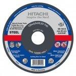 HITACHI Tarcza do cięcia stali A24R 230x3,0x22,2mm wypukła - STANDARD