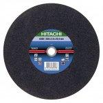 HITACHI Tarcza do cięcia stali 400x3,2x25,4mm płaska - PREMIUM