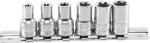 BGS Nasadki 1/4 Torx Plus EPL 6-12mm 6szt