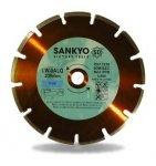 Tarcza diamentowa 350 mm do cięcia asfaltu silki chudego betonu LW-14ALQ segment 350 x 3,0 x 7 x 20.0mm