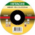HITACHI Tarcza do cięcia metalu INOX 115x1,5x22,2mm płaska - PREMIUM
