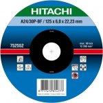 HITACHI Tarcza do szlifowania stali 150x6,0x2,2mm wypukła - PREMIUM
