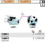 Beta 1750RP/1 Końcówka do smarowniczek płaskich 16mm