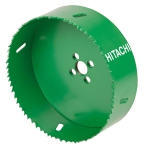 HITACHI OTWORNICA HSS BI-METAL 210mm