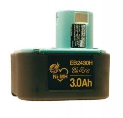 EB2430H Akumulator bateria 24V 3.0Ah Ni-MH