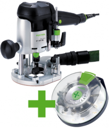 Festool frezarka górnowrzecionowa OF 1010 EBQ-Plus + Box-OF-S 8/10x HW