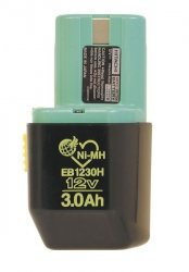 EB1230H Akumulator bateria 12V 3.0Ah Ni-MH
