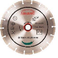ABRABORO Tarcza diamentowa 230x22x7 uniwersalna N16