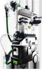 Festool zestaw bezpieczny LEX3/CT48B22/WCR EU