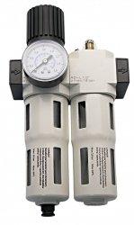 ADLER AD-FRL Reduktor z  filtrem I naolejaczem  1/2 16BAR