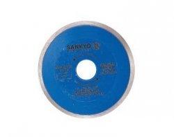 Tarcza diamentowa 150 mm do cięcia glazury ceramiki szkła terakoty SM-6GE ciągła 150 x 1,0 x 4 x 25,4mm