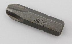 Jonnesway Końcówka krzyżakowa PH-4 L-25 1/4 D125P4A
