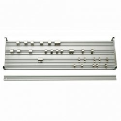 Profil aluminiowy 4-rzędowy Teng Tools ALU450