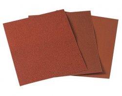 Wolfcraft Papier szlifierski 230x280 mm gr.120, Super