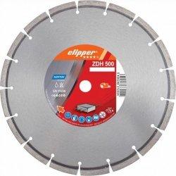 NORTON Tracza diamentowa do betonu 500x25,4mm ZDH 500