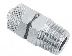 ADLER Złączka zaciskowa gwint 1/8z  6x4mm