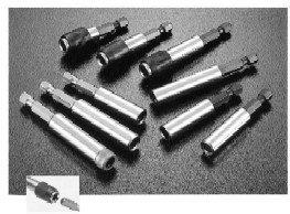 Jonnesway Magnetyczny uchwyt do bitów z magnesem 1/4 L-60 D160MH1AD