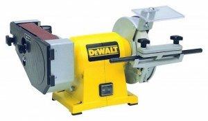 DeWalt DW753 Szlifierka tarczowo-taśmowa