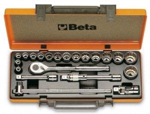 Beta 920AS/MBM-C21 Zestaw nasadek 1/2 z wyposażeniem 21szt