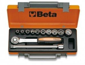 Beta 920AS/C10 Zestaw nasadek 1/2 z wyposażeniem 12szt