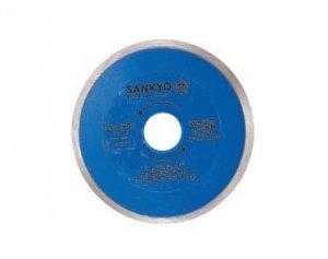 Tarcza diamentowa 230 mm do cięcia glazury ceramiki szkła terakoty SM-9GE ciągła 230 x 1,6 x 5 x 25,4mm