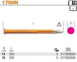 Beta 1700N/16-250 Przebijak murarski szpiczasty 16x250mm