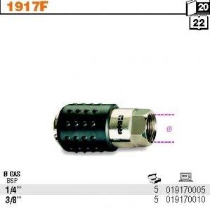 Beta 1917F/1/4 Gniazdo szybkozłącza uniwersalne kulkowe 1/4