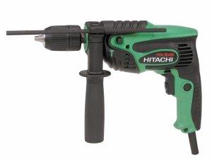 Hitachi/Hikoki Wiertarka z udarem FDV16VB2 550W + Walizka