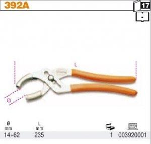 Beta 392A Szczypce nastawne do syfonów 235mm