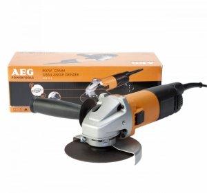 AEG Szlifierka kątowa WS8-125S 125mm 800W 12000obr./min