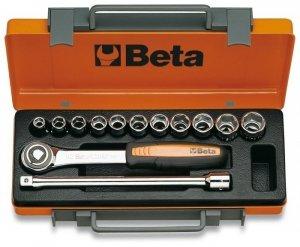 Beta 920B/C11 Zestaw nasadek 1/2 z wyposażeniem 13szt