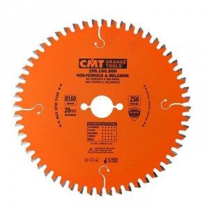 CMT Piła do aluminium 160x20x56z 296.160.56H