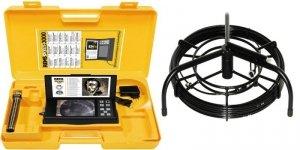 REMS Orcus 3000 Set 30 b/w H Elektroniczny wizyjny system kontroli