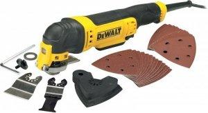 DeWalt DWE315 Narzędzie oscylacyjne sieciowe Multi Tool
