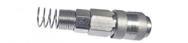 ADLER Szybkozłączka na przewód ze sprężyną 12x8mm
