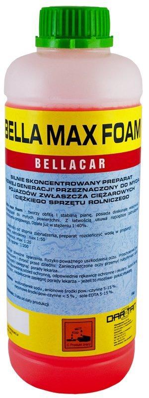 Płyn czyszczący Aktywna piana 1L BELLA MAX FOAM-SUPER