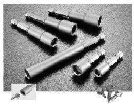 """Jonnesway Przedłużka 1/4"""" x 65 z nasadką 6mm magnetyczną D165MN06M"""