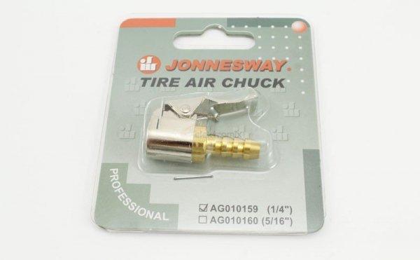 """JONNESWAY KOŃCÓWKA DO POMPOWANIA 1/4"""" (6mm) AG010159"""