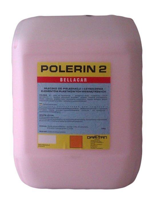 Płyn do mycia plastików kokpitu 1kg POLERIN 2