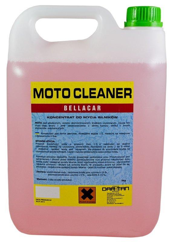 Koncentrat do mycia silników 25kg MOTO CLEANER