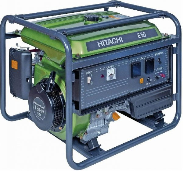 Hitachi/Hikoki Agregat prądotwórczy E50MA