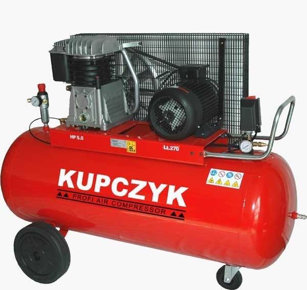 KUPCZYK Kompresor Sprężarka KK 620/270