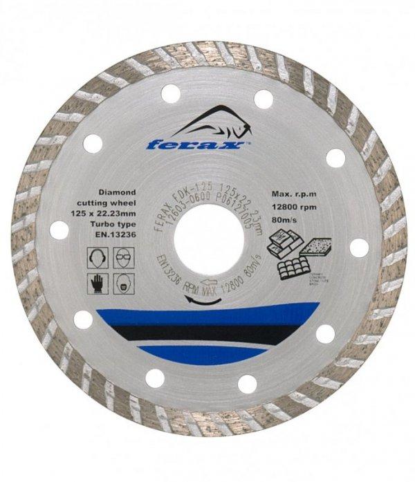 Tarcza tnąca diamentowa do FVS 2200 230 mm Ferax